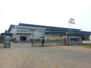 PT. Pantos : Logistics Company Warehouse and Office