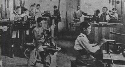 Crianças iam para a cadeia no Brasil até a década de 1920