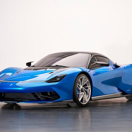PININFARINA BATTISTA: MOST POWERFUL ITALIAN CAR EVER???
