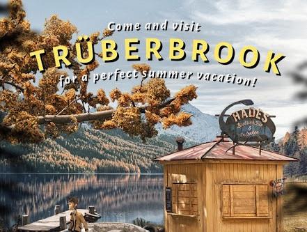/GAME SOUND DESIGN, ADDITIONAL MUSIC: Trueberbrook. Deutscher Computerspiele-Preis 2019
