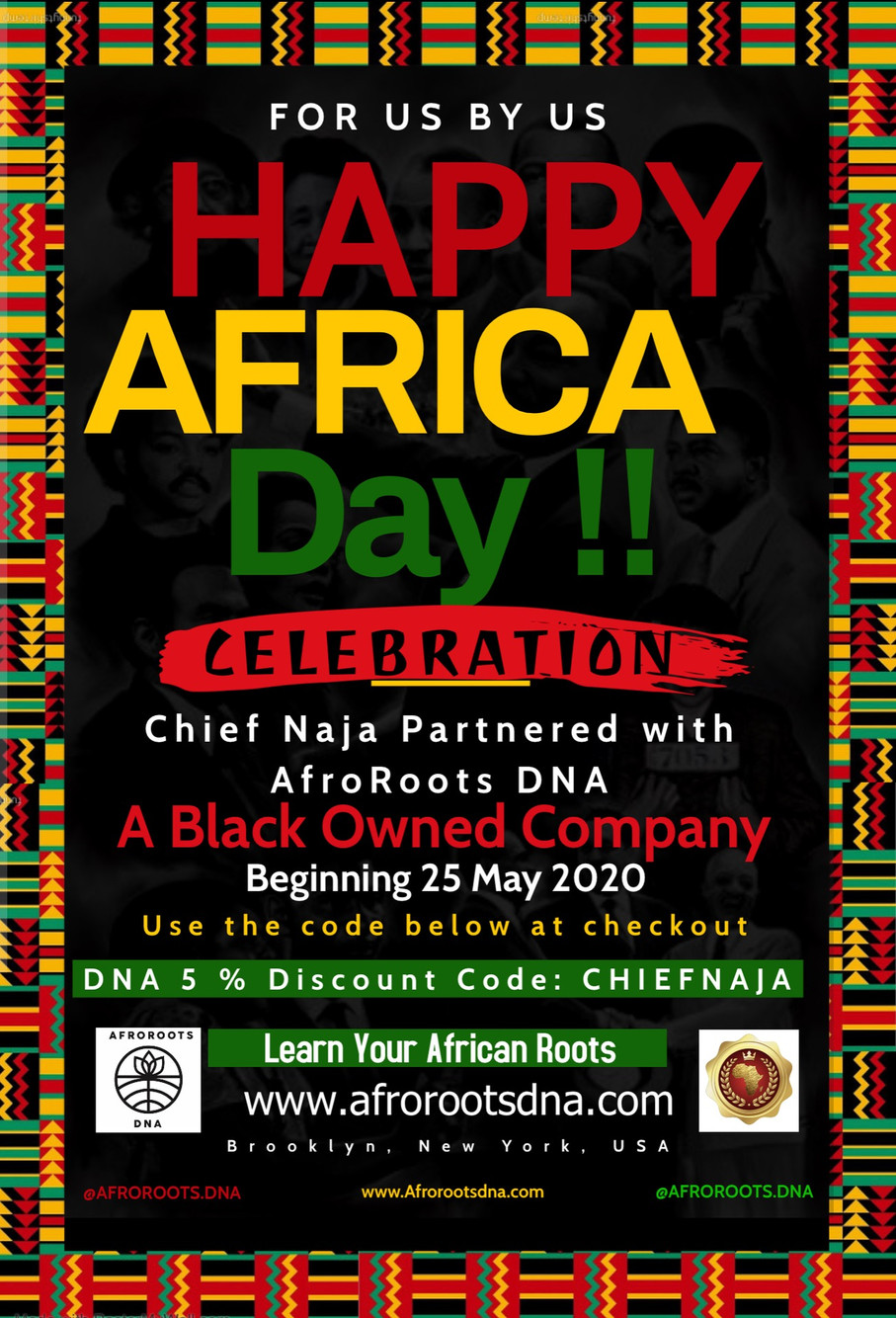 AfroRoots DNA Discount