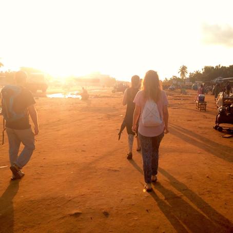 Première immersion au Togo