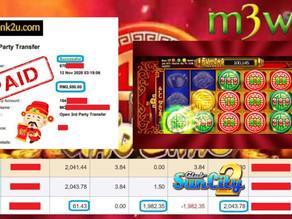 Fu Xing Gao Zhao slot game tips to win RM2500 in Suncity
