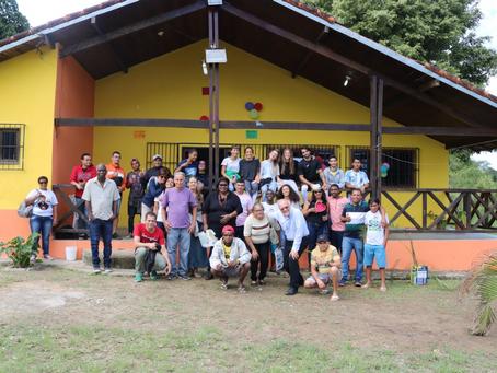 Comunidade terapêutica São Miguel Arcanjo completa 1 ano