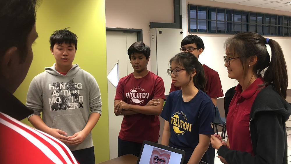 Group Presentation/Elevator Pitch
