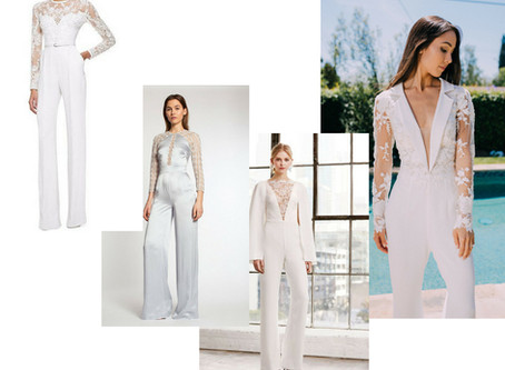 3 Incredibly Chic Ways to Wear Our Bridal Jumpsuit, Salem!