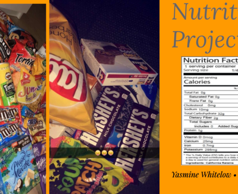 (Quaran)Teen Thymes: Nutrition Inquiry Project