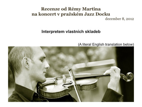 Recenze od Rémy Martina