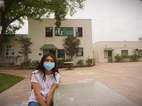 NVCS Kids Classroom Student Starts Giveaway Program for Homeless Classmates