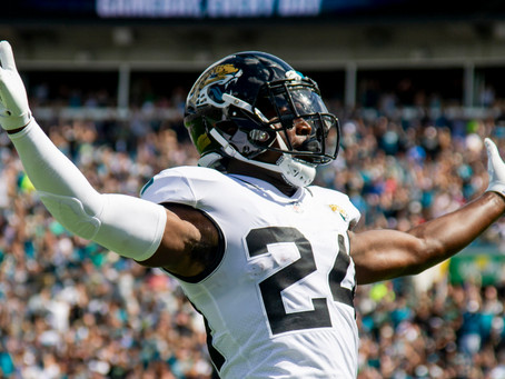 Week 5 Fantasy Football Waiver Wire Express: ALL ABOARD!!!