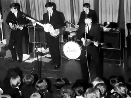 The Beatles in Birkenhead