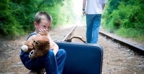 """5 Sofrimentos inconscientes de quem foi abandonado pelo """"Pai"""" que influenciam suas  relações"""