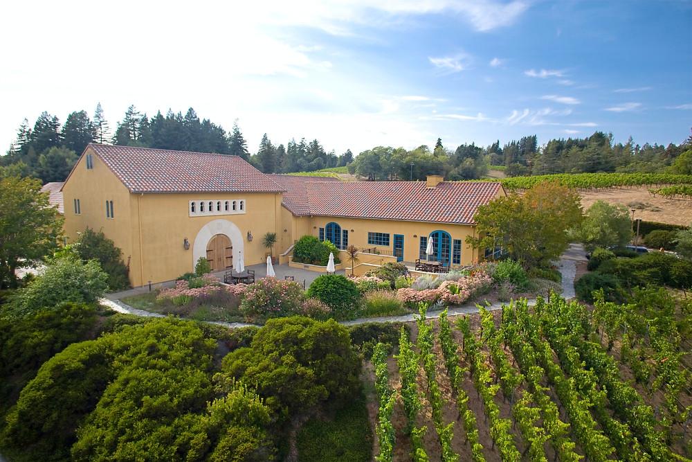Marimar Estate Vineyards and Winery in Sebastopol, California