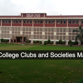 Delhi University: Do College Clubs and Societies Matter?