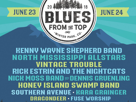 NMB to Perform at the 16th Annual Blues From The Top
