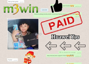 M3win Lucky Draw - Huawei Y9s (2)
