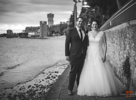 Wedding at Villa Cortine Palace, Sirmione, Lake Garda.