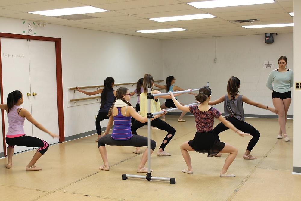 inclusive dance studios