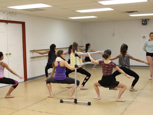 Dance Is a Team Sport