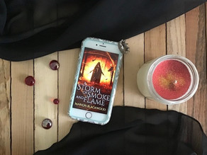 Review of A Storm of Smoke and Flame