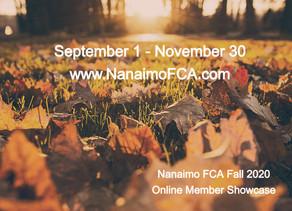 Fall 2020 Member Showcase