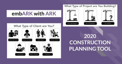 Try our 2020 Construction Planning Tool Today!