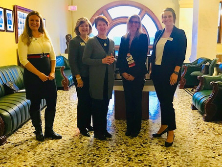 SoDak SHRM Legislative Day 2019 Recap