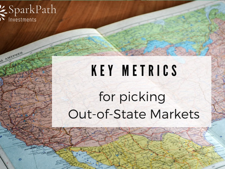 Key Metrics for Picking Out-of-State Markets