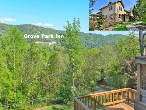 93 Horizon Hill Road, Asheville, NC 28804 - OVERLOOKS GROVE PARK
