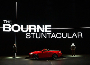 The Bourne Stuntacular is Now Open at Universal Studios, Florida
