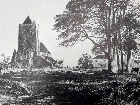 1891: Celebration of the life of Haywards Heath's first vicar