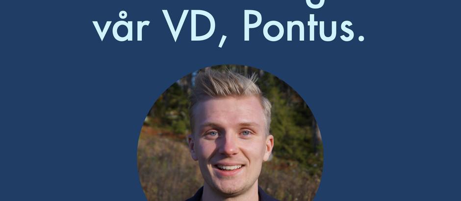 3 snabba frågor till Pontus - Rollatorrace och läkarbesök
