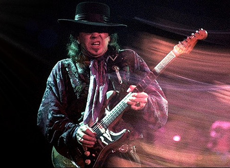 Stevie Ray Vaughan - Pride and Joy - 1983