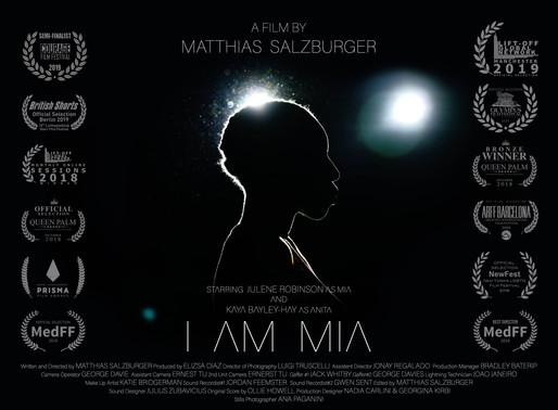 I am Mia short film review