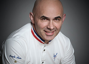 A Day in the Life of Executive Pastry Chef Angelo Musa