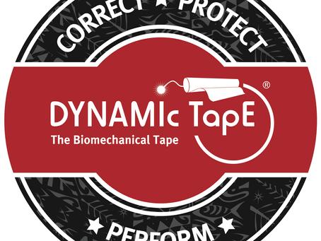 Nieuw in onze praktijk: Dynamic Tape!