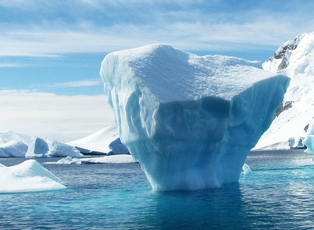 Something's melting faster than the icecaps