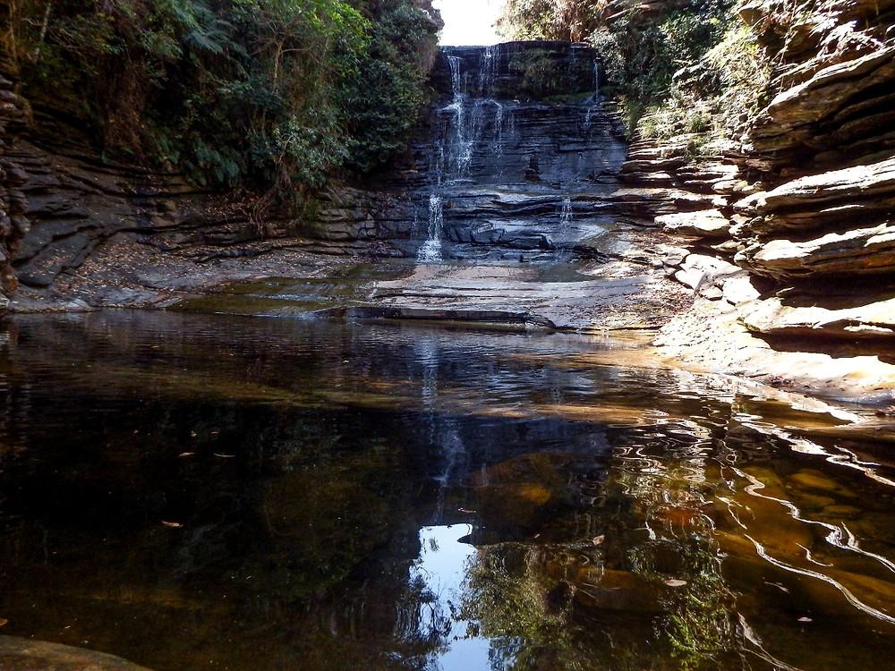 Cachoeira dos Macacos Cabeça de Boi