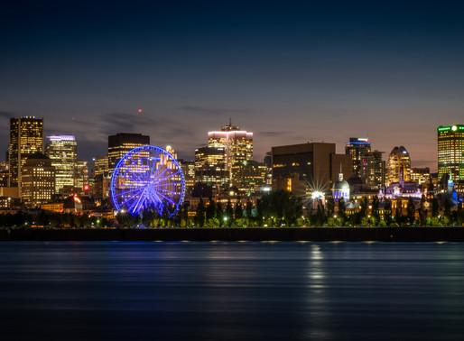 Ännu en nattbild från Montreal