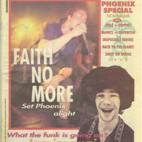 Faith No More | Melody Maker - July 17th 1993