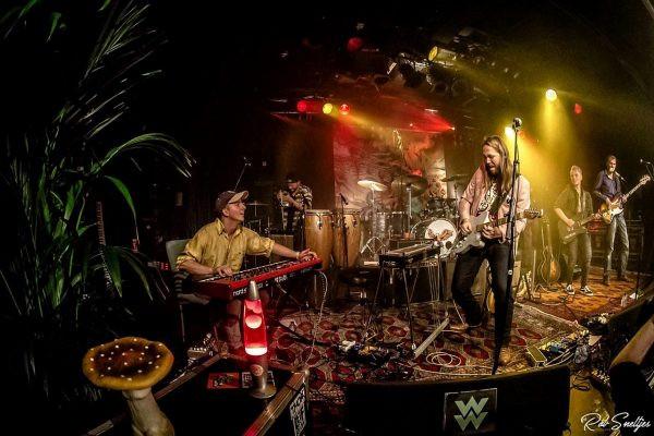 LEIF DE LEEUW BAND Live-Album 'Live in Concert´
