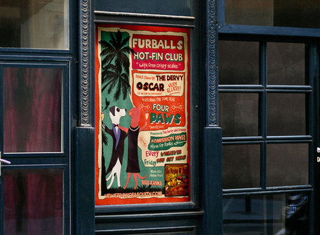 Poster for Club Furballs