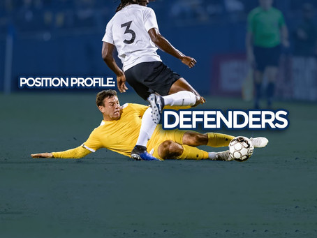POSITION PROFILE: Defenders