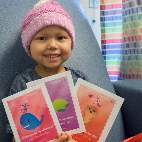 Send a Digital Valentine to a Kid In a Hospital