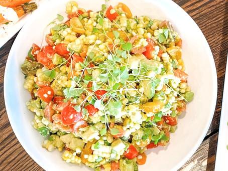 Immune Support Summer Corn Salad Recipe