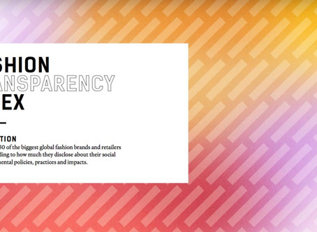 The Fashion Transparency Index | 2020