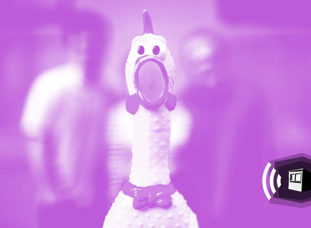Kyllingen som ikke kunne synge