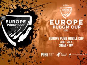 EUROPE PUBGM CUP 2020