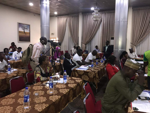 PUBLIC POLICY DIALOGUE ON FOOD SECURITY AND RTF