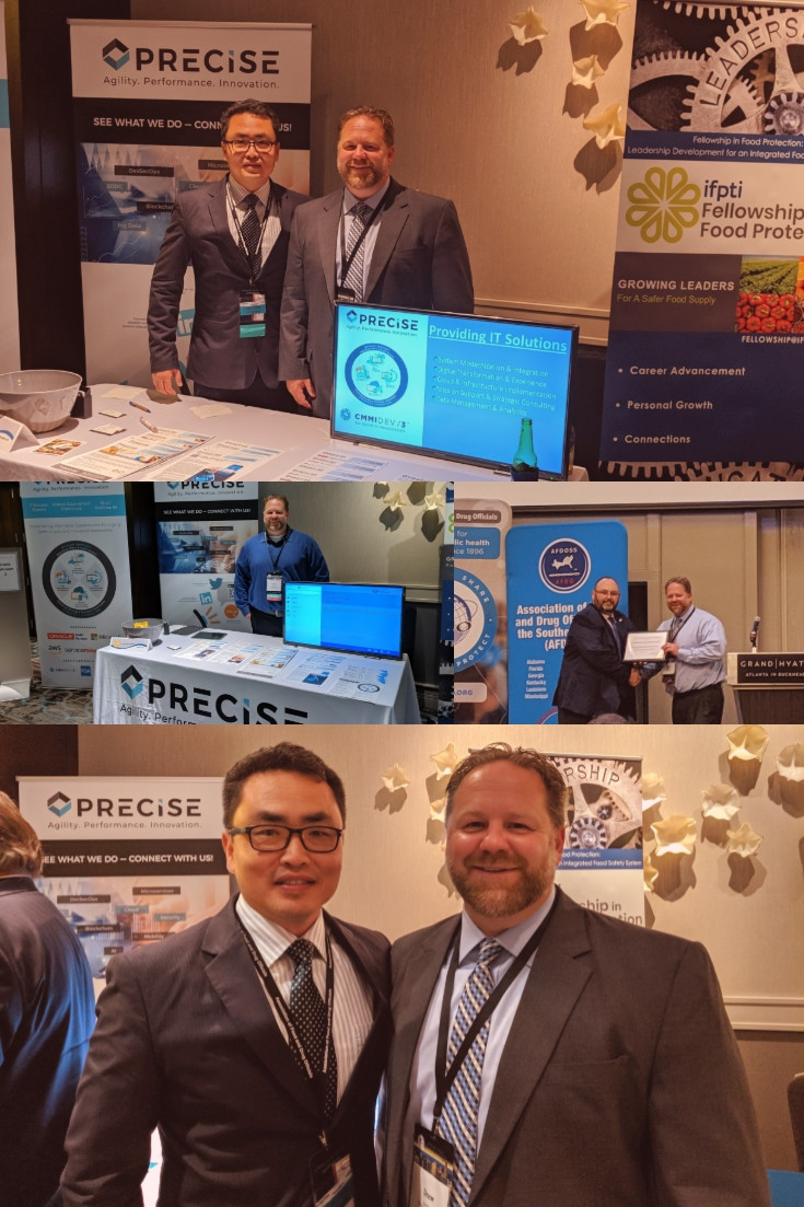 Precise at the 123rd AFDO Annual Education Conference